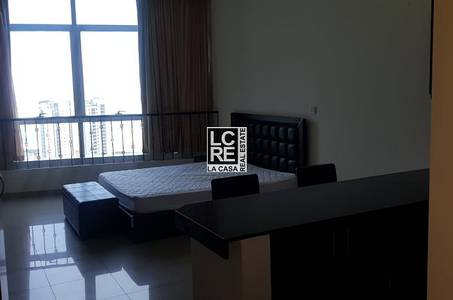 Studio for Rent in Al Reem Island, Abu Dhabi - Excellent Furnished Studio @4 Payments!!