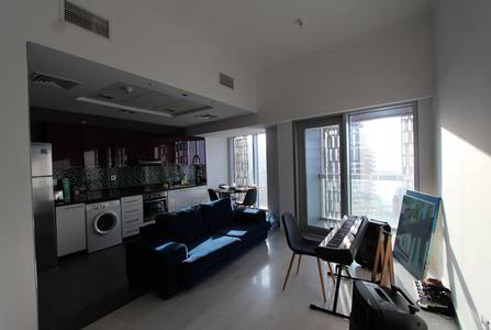 1 Bedroom Apartment for Rent in Dubai Marina, Dubai - Furnished 1 Bedroom In Cayan! Sea View!!