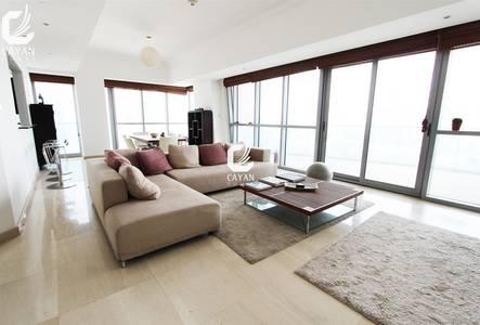 2 Bedroom Flat for Sale in Dubai Marina, Dubai - Huge 2BR Fully Furnished