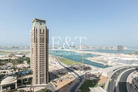 2 Bedroom Flat for Rent in Dubai Marina, Dubai - Never Been Rented Before|Semi Furnished