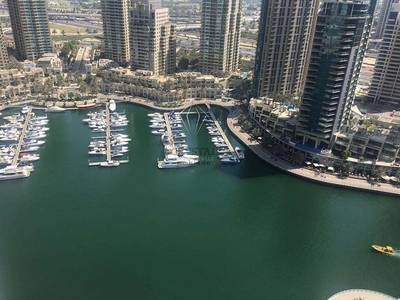3 Bedroom Flat for Rent in Dubai Marina, Dubai - Amazing Deal 3B/R + Hall For Rent@150k In Marina Terrace with Sea/Marina View
