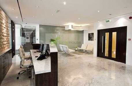Office for Rent in Dubai Marina, Dubai - Beautiful Lounge I Furnished   Serviced  