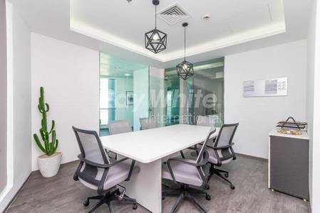Office for Sale in Business Bay, Dubai - Best Deal - Fitted Office - Business Bay