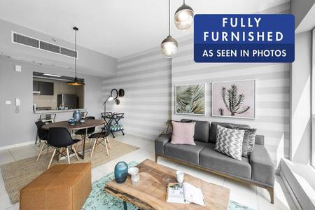 Brand New | Fully Furnished | Services