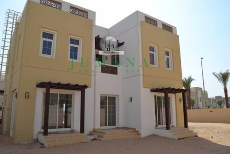 3 Bedroom Villa for Sale in Mudon, Dubai - Vacant Large Plot Mudon Rahat 3 Bed   Maid Villa Type B