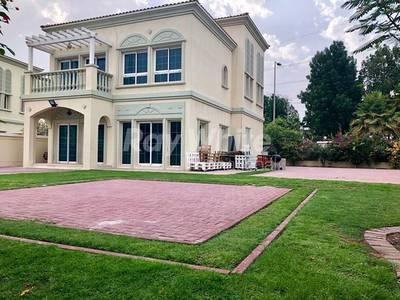 2 Bedroom Villa for Rent in Jumeirah Village Triangle (JVT), Dubai - Huge 2 BR Villa + Maid in District 9 JVT