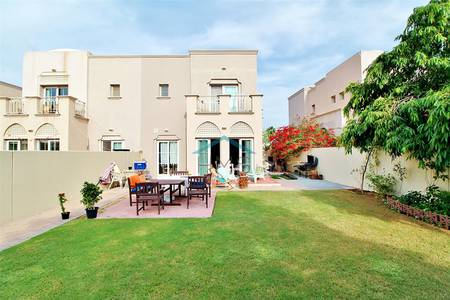 3 Bedroom Villa for Rent in The Springs, Dubai - Springs 3 - Type 3E - Large Garden - Available Now