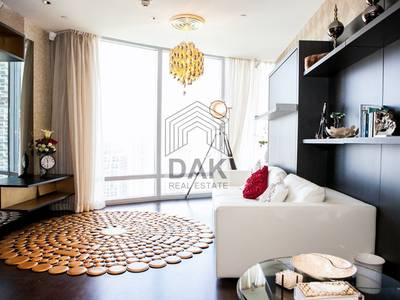 1 Bedroom Apartment for Rent in Downtown Dubai, Dubai - Fully Furnished 1BR |Chiller Free |Rent.
