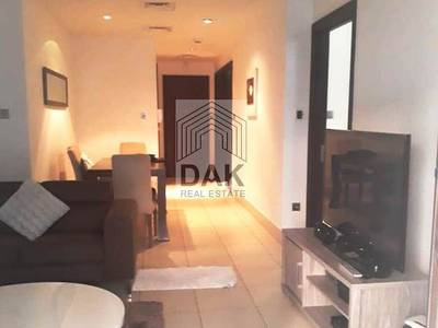 1 Bedroom Flat for Rent in Old Town, Dubai - Furnished 1 BR without Construction View