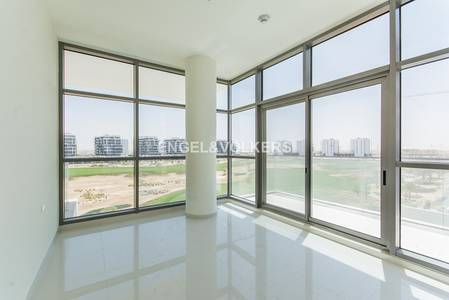 3 Bedroom Flat for Rent in DAMAC Hills (Akoya by DAMAC), Dubai - Equipped w/ Appliances   Golf Course View