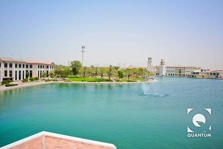 3 Bedroom Apartment for Rent in Green Community, Dubai - Full Lake View   Maids Room   Vacant Now
