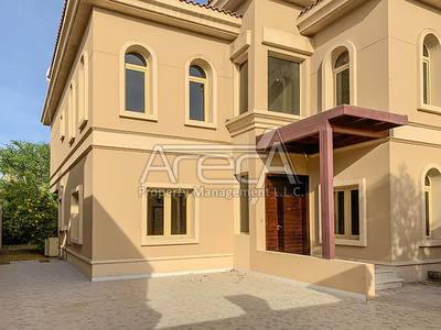 4 Bedroom Villa for Rent in Khalifa City A, Abu Dhabi - 2 Payments! Gorgeous 4 Bed Villa with Private Pool! Gardenia Golf Gardens