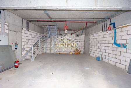 Shop for Rent in Business Bay, Dubai - Front Facing Retail   With Mezzanine   RBC Tower   B Bay