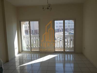 1 Bedroom Apartment for Rent in International City, Dubai - Low Commission - One BR + Double Balcony