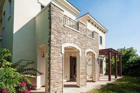 4 Bedroom Villa for Rent in Jumeirah Golf Estate, Dubai - Good price and location - Earth Lime Tree