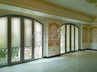 7 Bedroom Villa for Rent in Al Karamah, Abu Dhabi - Deluxe, Gorgeous 7 Master Bed Villa! Built in Elevator in Al Karamah