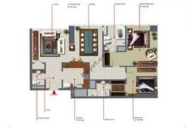 2 Bedroom-1345-Type-G