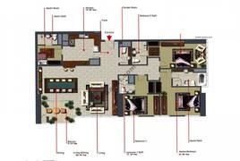 3 Bedroom-2119-Type-H