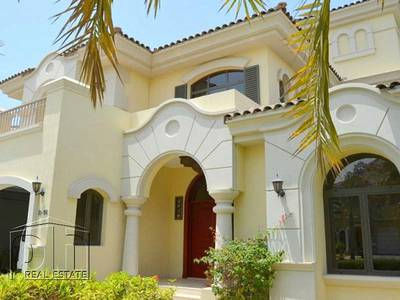 4 Bedroom Villa for Rent in Palm Jumeirah, Dubai - Furnished Villa | 4 Bedroom | Private Beach