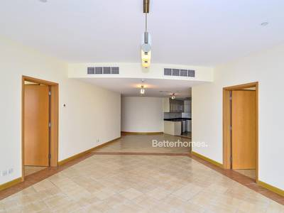 2 Bedroom Apartment for Rent in Dubai Marina, Dubai - Marina View   High Floor   Vacant