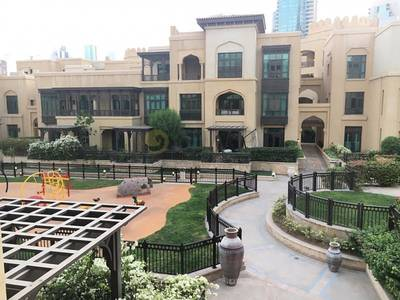 2 Bedroom Apartment for Rent in Old Town, Dubai - Peaceful 2 Bedroom in Al Tajer Facing Pool & Courtyard