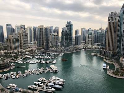 1 Bedroom Apartment for Sale in Dubai Marina, Dubai - Best Fendi 1BR || Marina View || Vacant