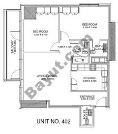 2 Br - Unit 402 - 4th Floor