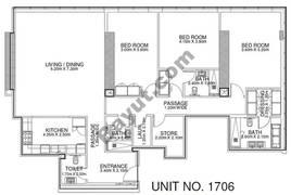 2 Br - Unit 1706 - 17th Floor