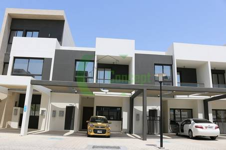 3 Bedroom Villa for Rent in Al Salam Street, Abu Dhabi - Grab a New 3BR Villa Home - Bloom Garden