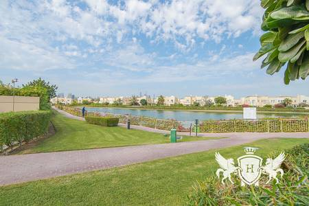 3 Bedroom Villa for Rent in The Springs, Dubai - Lake View I Well-maintained Villa I Type 3M