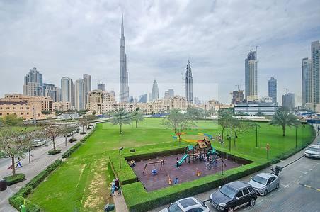 2 Bedroom Flat for Rent in Downtown Dubai, Dubai - Amazing Burj View|Vacant 2 BR High Floor