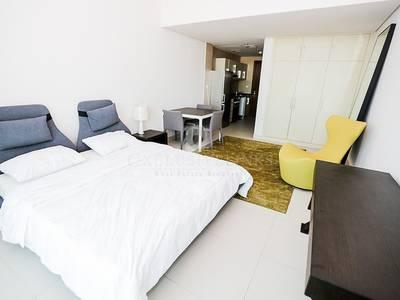 Studio for Rent in Al Sufouh, Dubai - Cozy Studio   Al Sufuoh   Furnished Unit