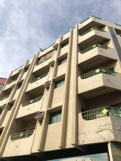 1 Bedroom Flat for Rent in Al Nakhil, Ajman - FOR RENT APARTMENT 1 BEDROOM -AJMAN  AL NAKHEEL -BACK SIDE OF SADERAT IRAN BANK