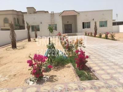 4 Bedroom Villa for Rent in Al Khawaneej, Dubai - Small brand new 4 BR Villa for Rent in Khawaneej with large garden