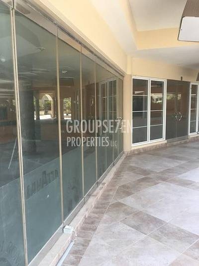 Shop for Rent in Jumeirah, Dubai - Great location commercial space  Jumeirah Beach Road close to the Canal