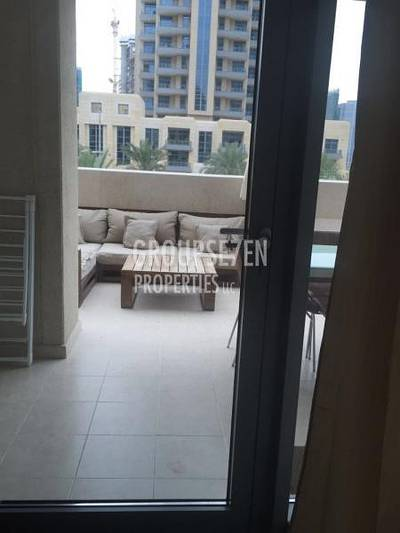 Studio for Rent in Downtown Dubai, Dubai - 12 chqs Furnished Studio for Rent in 29 Blvd Downtown