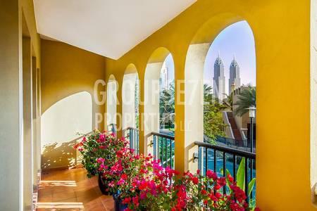 2 Bedroom Villa for Rent in Al Sufouh, Dubai - 2 Bedroom split level Villa close to the beach