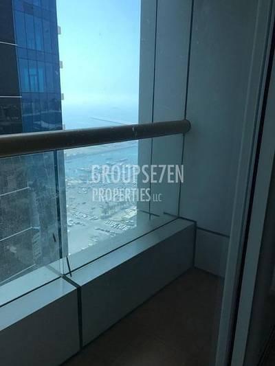 1 Bedroom Flat for Rent in Dubai Marina, Dubai - Partial sea view 1bdr for rent in Elite Tower Dubai Marina