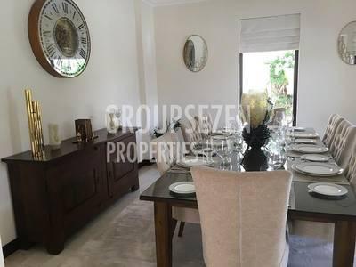 4 Bedroom Villa for Rent in Al Garhoud, Dubai - Fully furnished 4 Bedroom Villas all incl in Dubai Creek w swimming pool