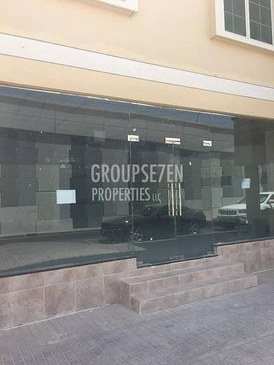 Shop for Rent in Jumeirah, Dubai - Vast commercial space close to the Canal