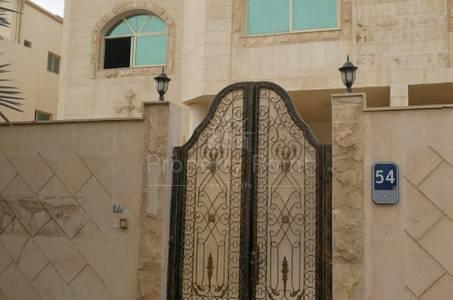7 Bedroom Villa for Rent in Al Maqtaa, Abu Dhabi - VERY NICE & HUGE 7 Bedrooms+M Villa In Al Maqta +Parking