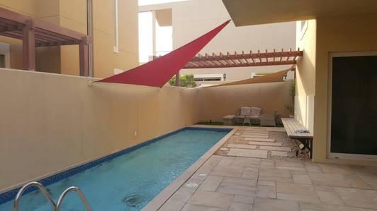 4 Bedroom Villa for Rent in Al Raha Gardens, Abu Dhabi - Huge Layout 4BR Villa 145k only. . . .