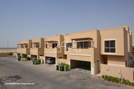 3 Bedroom Villa for Sale in Al Raha Gardens, Abu Dhabi - Upgraded 3BR Villa Type A Great Location