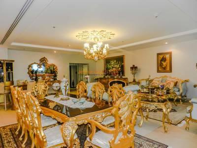 3 Bedroom Flat for Rent in Dubai Marina, Dubai - Elegant Sea View Apartment