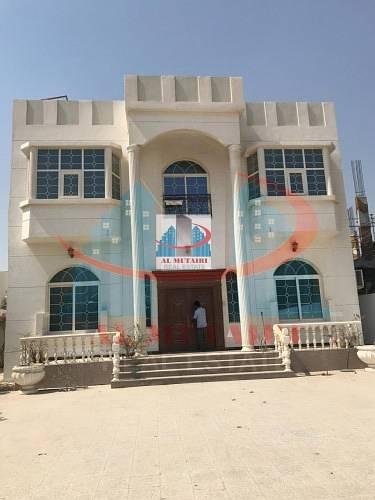 5 Bedroom Villa for Rent in Al Mowaihat, Ajman - For rent Amazing villa in Muwaheat 1 - Ajman - 5000 feet