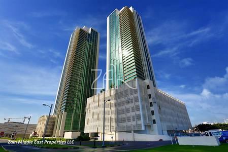 2 Bedroom Flat for Rent in Al Reem Island, Abu Dhabi - Pool View Spacious 2 BR Apt High Floor