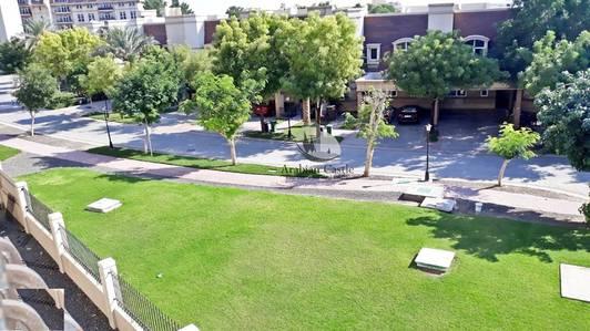 2 Bedroom Flat for Rent in Mirdif, Dubai - Garden View  Bright 2 Beds in Uptown Mirdif