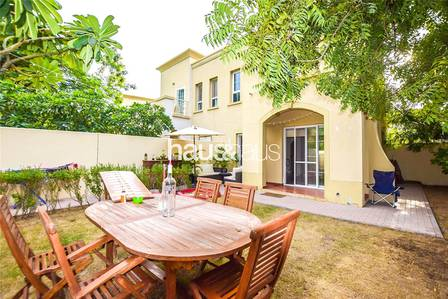 2 Bedroom Villa for Rent in The Springs, Dubai - Exclusive | Springs 1 | Open Plan | Jan.