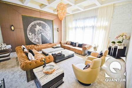5 Bedroom Villa for Sale in Al Barari, Dubai - 100% VASTU | Fully Furnished | Upgraded