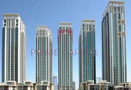 1 Bedroom Flat for Rent in Al Reem Island, Abu Dhabi - Furnished 1 Bedroom Unit For rent in Marina Blue